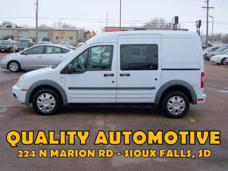 2010 Ford Transit Connect for sale at Quality Automotive in Sioux Falls SD