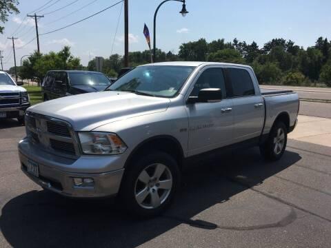2011 RAM Ram Pickup 1500 for sale at Premier Motors LLC in Crystal MN