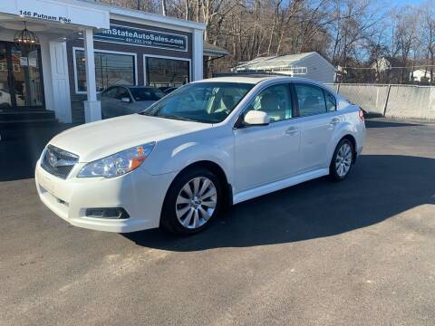 2012 Subaru Legacy for sale at Ocean State Auto Sales in Johnston RI