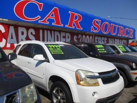 2007 Chevrolet Equinox for sale at Car One - CAR SOURCE OKC in Oklahoma City OK