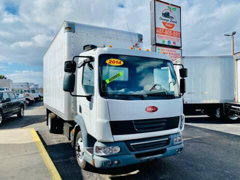 2014 Peterbilt 210 for sale at Orange Truck Sales in Orlando FL