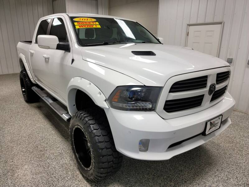 2015 RAM Ram Pickup 1500 for sale at LaFleur Auto Sales in North Sioux City SD