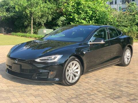 2016 Tesla Model S for sale at Luxury Auto Innovations in Flowery Branch GA