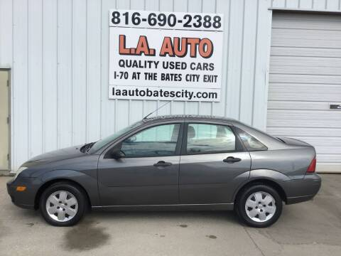 2007 Ford Focus for sale at LA AUTO in Bates City MO