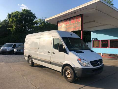 2012 Mercedes-Benz Sprinter Cargo for sale at Global Auto Sales and Service in Nashville TN