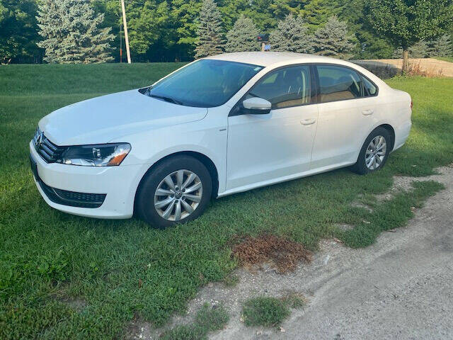 2015 Volkswagen Passat for sale at Dave's Auto & Truck in Campbellsport WI