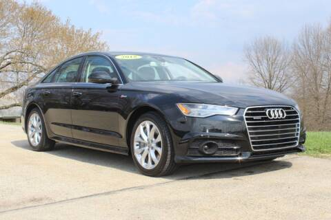 2018 Audi A6 for sale at Harrison Auto Sales in Irwin PA