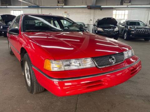 1991 Mercury Cougar for sale at John Warne Motors in Canonsburg PA