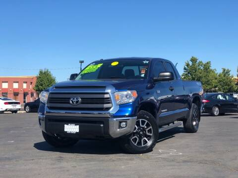 2014 Toyota Tundra for sale at LUGO AUTO GROUP in Sacramento CA