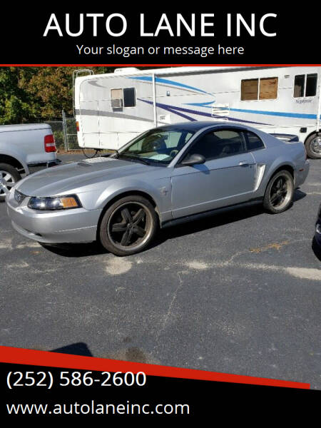 2001 Ford Mustang 2dr Fastback - Henrico NC