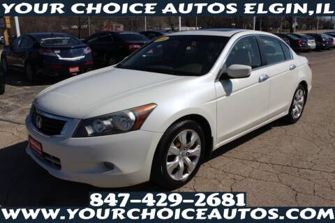 2010 Honda Accord for sale at Your Choice Autos - Elgin in Elgin IL