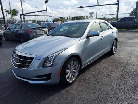 2017 Cadillac ATS for sale at Southstar Auto Group in West Park FL