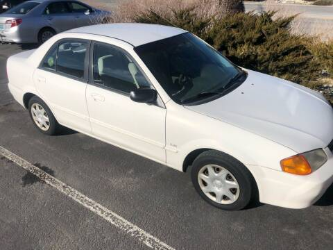 2000 Mazda Protege for sale at City Auto Sales in Sparks NV