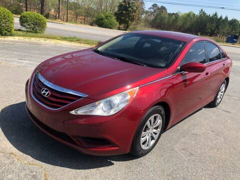 2011 Hyundai Sonata for sale at CAR STOP INC in Duluth GA