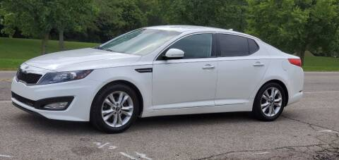 2011 Kia Optima for sale at Superior Auto Sales in Miamisburg OH