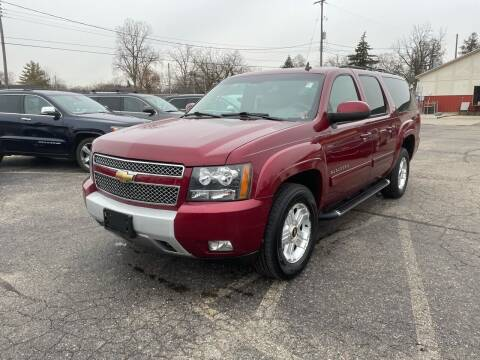 2010 Chevrolet Suburban for sale at Dean's Auto Sales in Flint MI