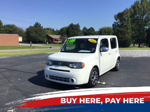 2014 Nissan cube for sale at Choice Auto Sales LLC - Buy Here Pay Here in White House TN