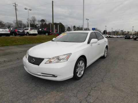 2007 Lexus ES 350 for sale at Paniagua Auto Mall in Dalton GA