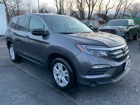 2016 Honda Pilot for sale at Hi-Lo Auto Sales in Frederick MD