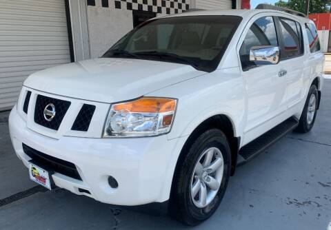 2010 Nissan Armada for sale at Tiny Mite Auto Sales in Ocean Springs MS