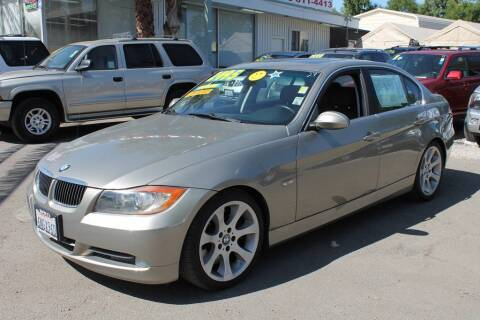 2007 BMW 3 Series for sale at EXPRESS CREDIT MOTORS in San Jose CA