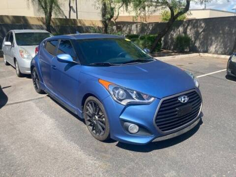 2016 Hyundai Veloster for sale at Curry's Cars Powered by Autohouse - Auto House Scottsdale in Scottsdale AZ