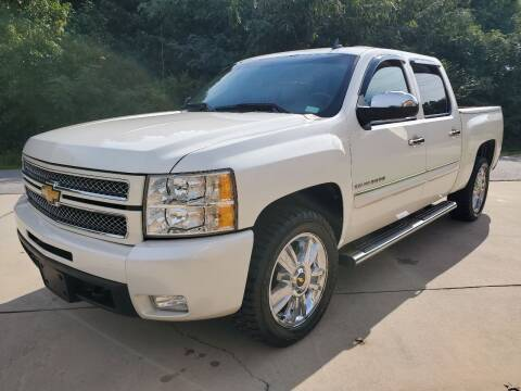 2012 Chevrolet Silverado 1500 for sale at Marks and Son Used Cars in Athens GA