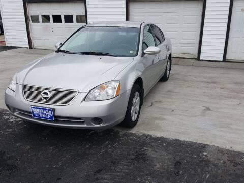 2004 Nissan Altima for sale at Premier Auto Sales Inc. in Newport News VA