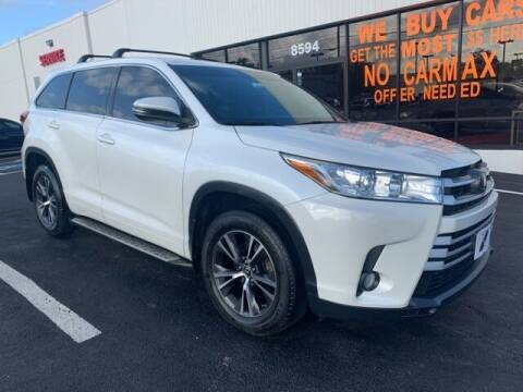 2017 Toyota Highlander for sale at Hi-Lo Auto Sales in Frederick MD