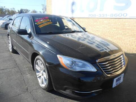 2011 Chrysler 200 for sale at Michael Motors in Harvey IL