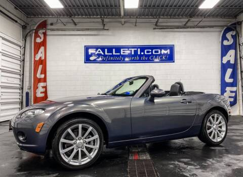 2006 Mazda MX-5 Miata for sale at Falleti Motors, Inc.  est. 1976 in Batavia NY