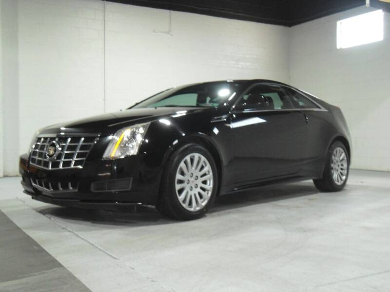 2013 Cadillac CTS for sale at Ohio Motor Cars in Parma OH