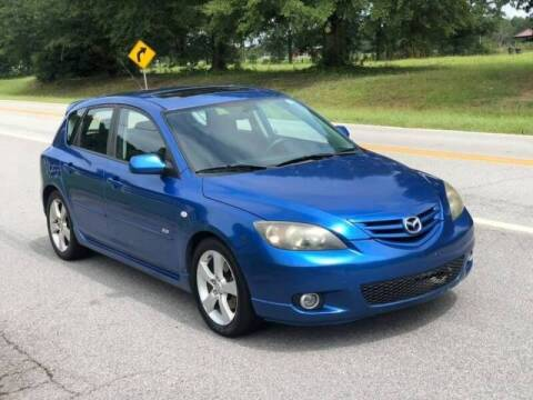 2005 Mazda MAZDA3 for sale at Two Brothers Auto Sales in Loganville GA