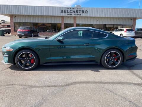 2019 Ford Mustang for sale at Belcastro Motors in Grand Junction CO