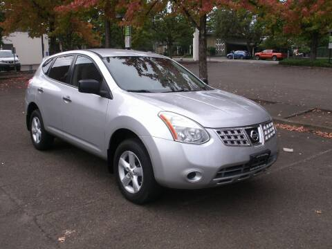 2010 Nissan Rogue for sale at D & M Auto Sales in Corvallis OR