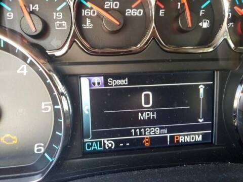 2015 Chevrolet Suburban for sale at Ragins' Dynamic Auto LLC in Brookland AR