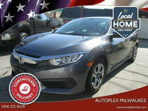 2016 Honda Civic for sale at Autoplex 2 in Milwaukee WI