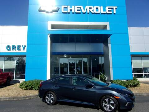 2021 Honda Civic for sale at Grey Chevrolet, Inc. in Port Orchard WA