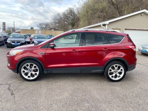 2013 Ford Escape for sale at Iowa Auto Sales, Inc in Sioux City IA