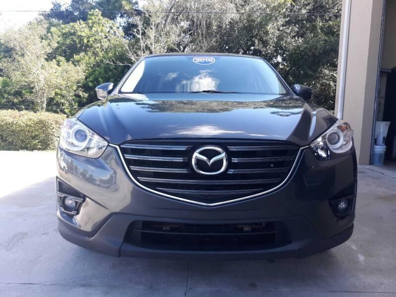 2016 Mazda CX-5 for sale at Jeff's Auto Sales & Service in Port Charlotte FL