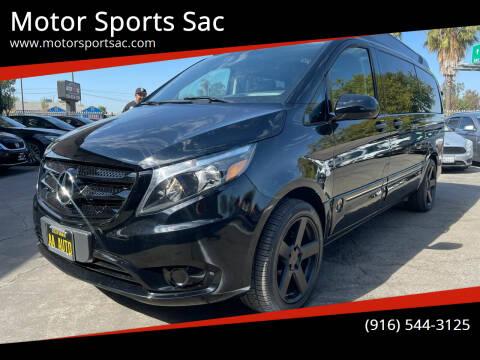 2020 Mercedes-Benz Metris for sale at Motor Sports Sac in Sacramento CA