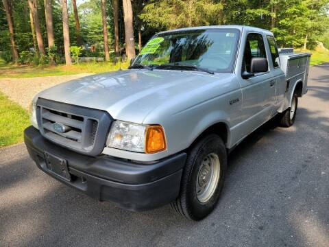 2005 Ford Ranger for sale at Showcase Auto & Truck in Swansea MA