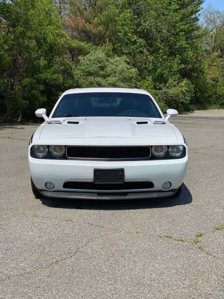 2011 Dodge Challenger for sale at Westford Auto Sales in Westford MA