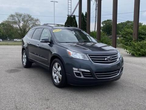 2014 Chevrolet Traverse for sale at Betten Baker Preowned Center in Twin Lake MI