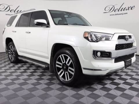2019 Toyota 4Runner for sale at DeluxeNJ.com in Linden NJ