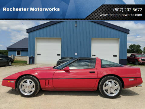 1988 Chevrolet Corvette for sale at Rochester Motorworks in Rochester MN