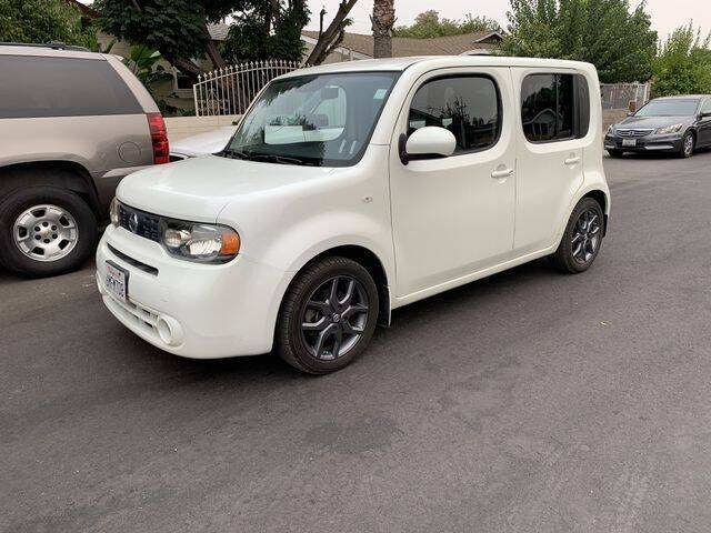 2010 Nissan cube for sale at Hunter's Auto Inc in North Hollywood CA