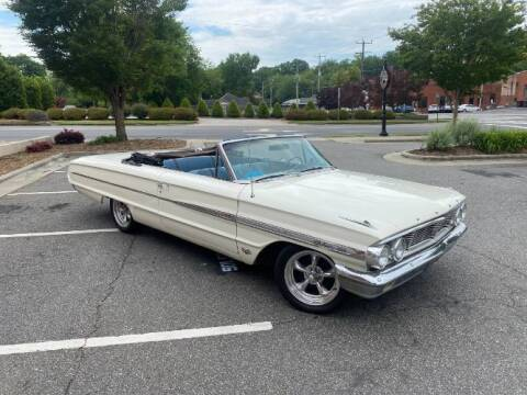 1964 Ford Galaxie for sale at Classic Car Deals in Cadillac MI