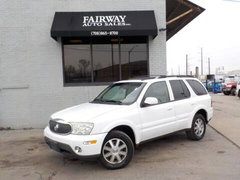 2004 Buick Rainier for sale at FAIRWAY AUTO SALES, INC. in Melrose Park IL