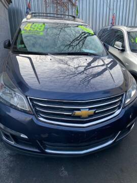 2014 Chevrolet Traverse for sale at Best Cars R Us LLC in Irvington NJ